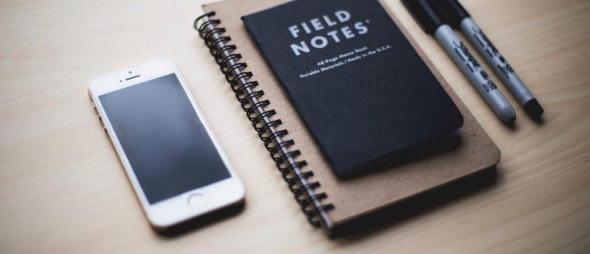 Unterlagen um etwas zu organisieren