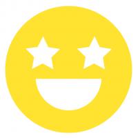 Icon-Emoji-Sterne