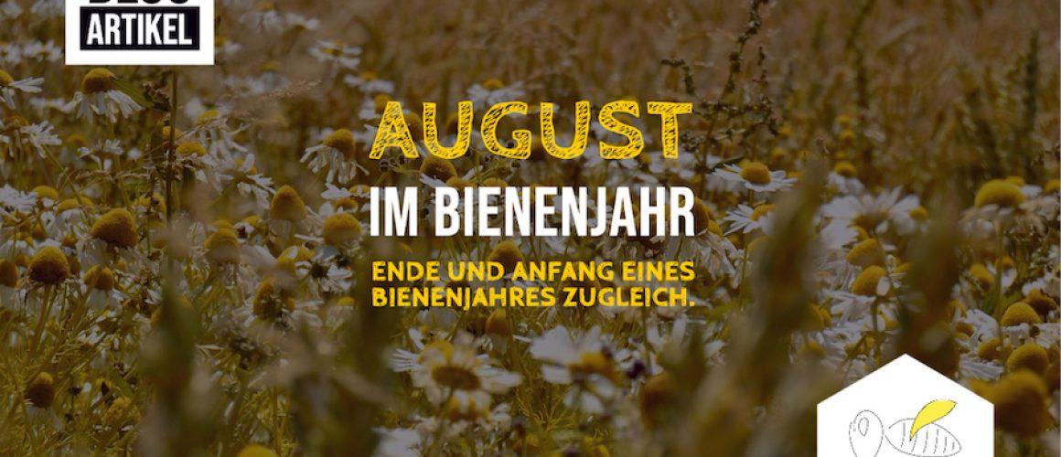August Bienenjahr