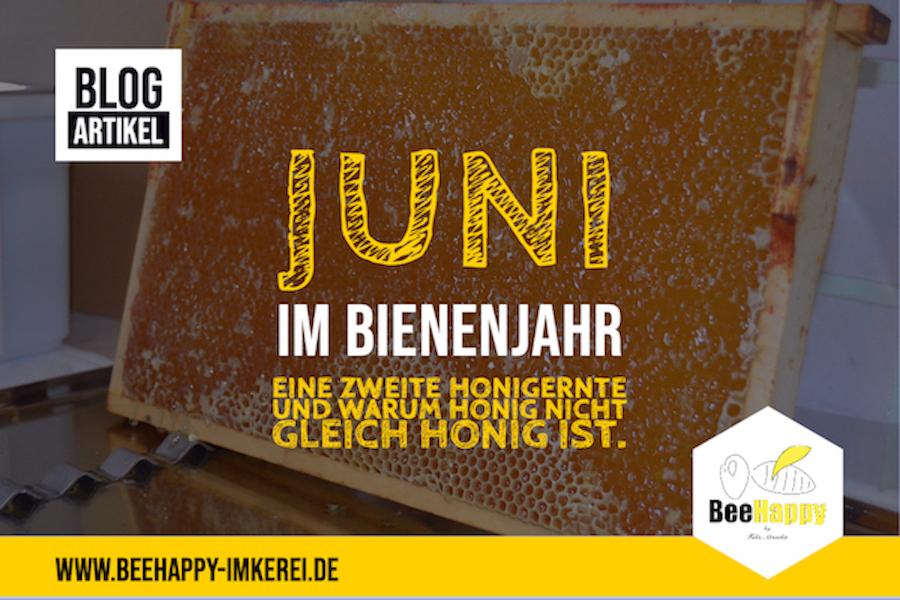 Juni Bienenjahr