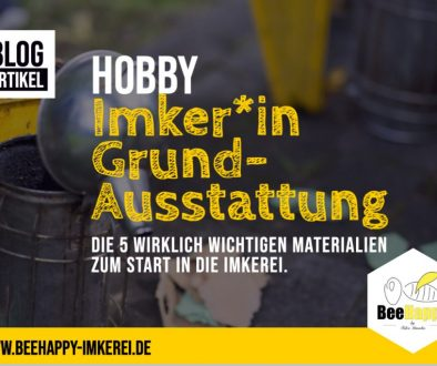 Hobby Imker*in Grundausstattung
