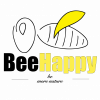 BeeHappy - be more nature | Logo freigestellt