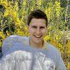 Felix, der glückliche Imker - Portrait nah
